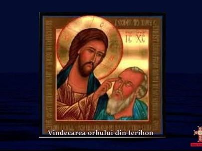 Duminica a XXXI-a după Rusalii (Vindecarea orbului din Ierihon)