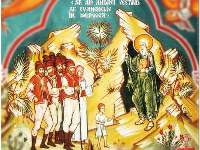 Sfantul Andrei - Apostolul neamurilor