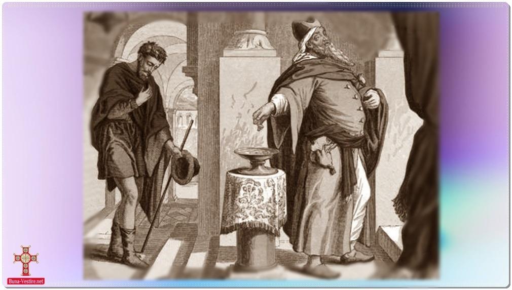 Predică la Duminica a 33-a după Rusalii