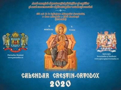 2020 – Anul omagial al pastorației părinților  și copiilor și Anul comemorativ  al filantropilor ortodocși români