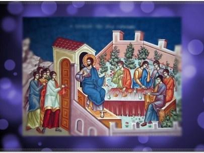 Unde sunt Patimile lui Hristos în Lunea și în Marțea Mare?