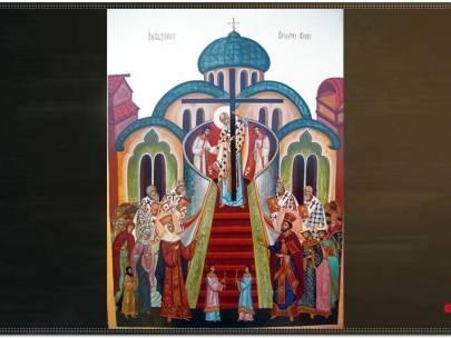 Predică la Duminica dinaintea înălțării Sfintei Cruci
