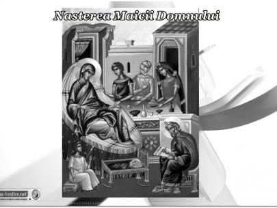 Predică la nașterea Maicii Domnului