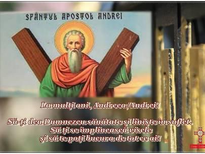 Rugaciune de Sfantul Andrei