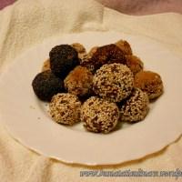 Chiftele din soia la cuptor