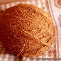 Cheesecake cu nuca de cocos fara coacere