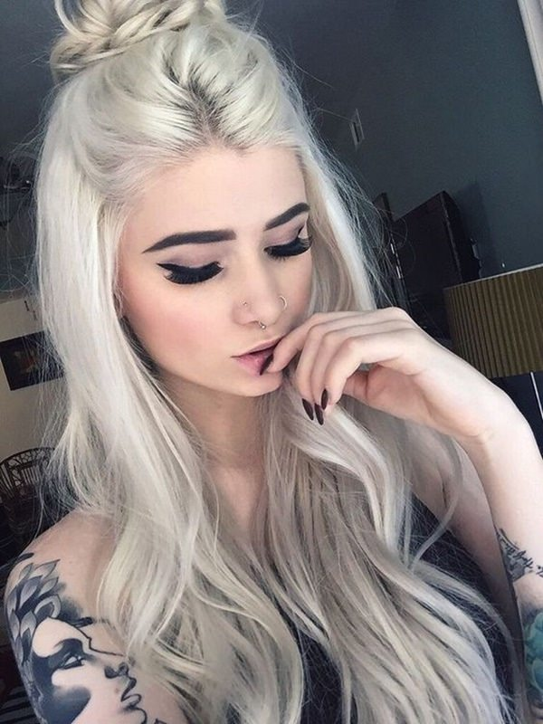 75 Hot Platinum Blonde Hairstyles for Your Next Salon