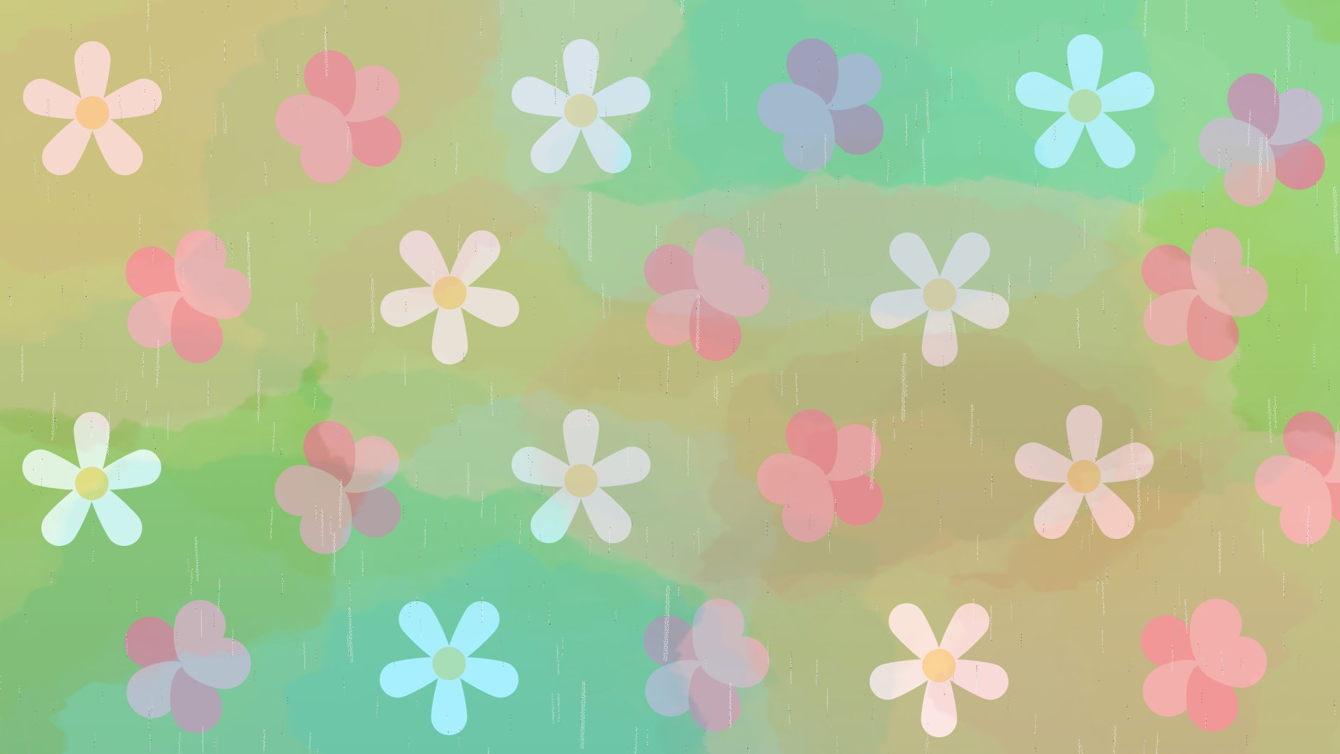 Wallpaperwednesday April Showers Bring May Flowers Buncee