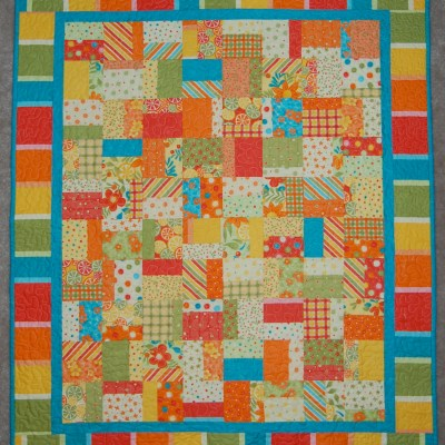 Fresh Squeezed Quilt