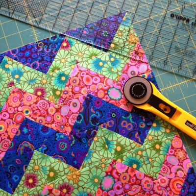 Riley Blake Mystery Block of the Month – January