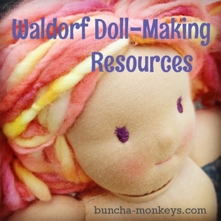 Waldorf Doll Resources
