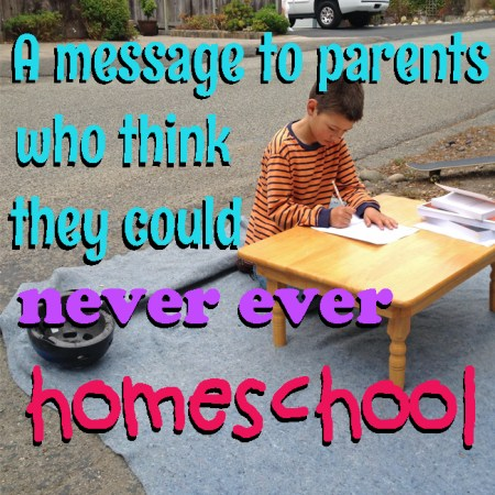 A message to parents 6