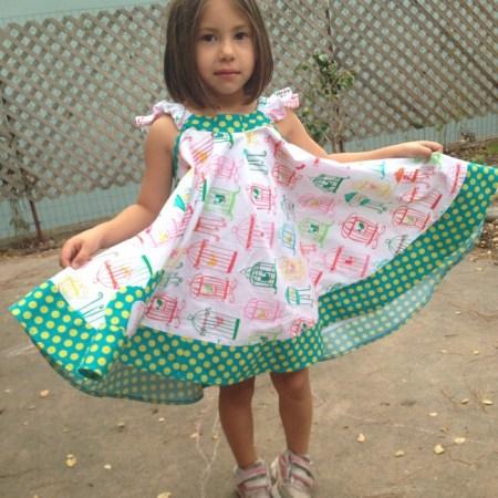 simplicity 2466 dress
