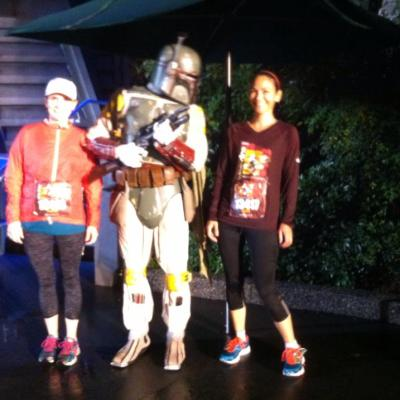Disney World Wine and Dine Half Marathon 2014 Recap