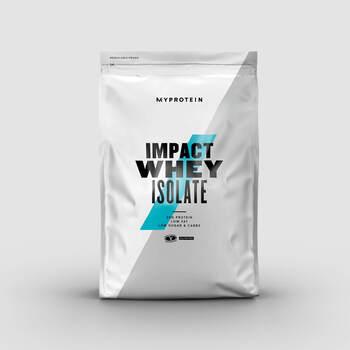 マイプロテインのダイエットプロテイン・Impact ホエイ アイソレート (WPI)