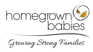 Homegrown Babies logo