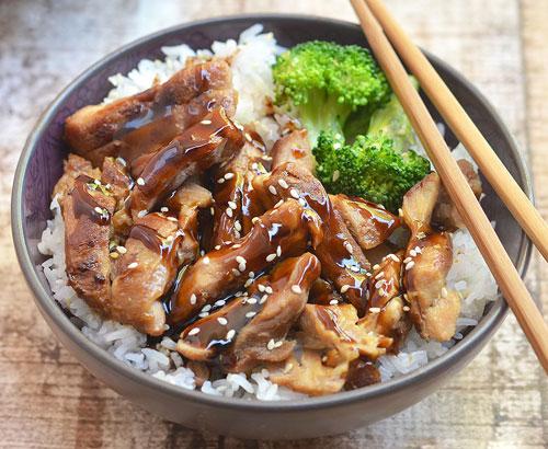 Resep AyamTeriyaki