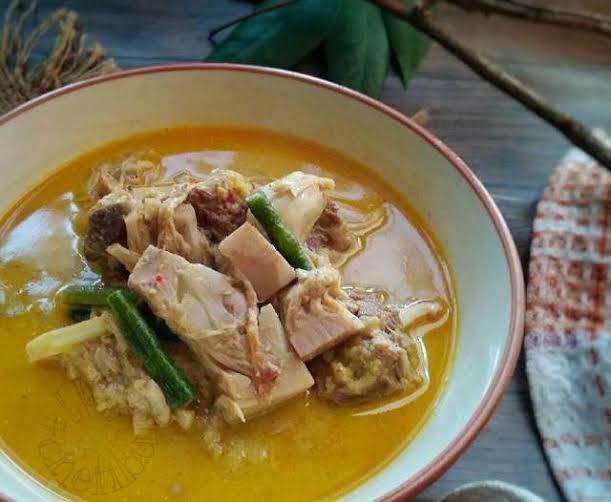 resep sayur lodeh nangka