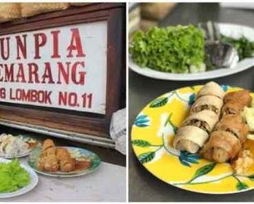tempat makan di semarang lumpia gang lombok