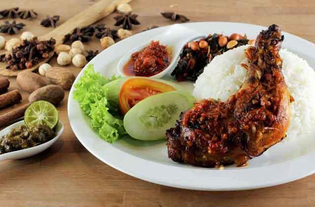 tempat makan di solo ayam taliwang