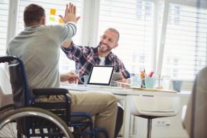 situatia persoanelor cu dizabilitati in Romania