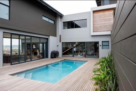 Summer Villa on Simbithi – 4 Bedroom – Sea & Golf Course Views