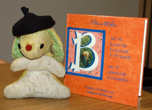 Bun E. Boniface Learns to Count in French (Bun E. apprend à compter)