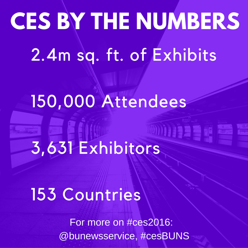 CES By the numbers