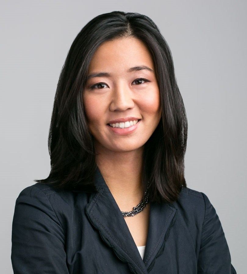 Image result for Boston City Councilor Michelle Wu