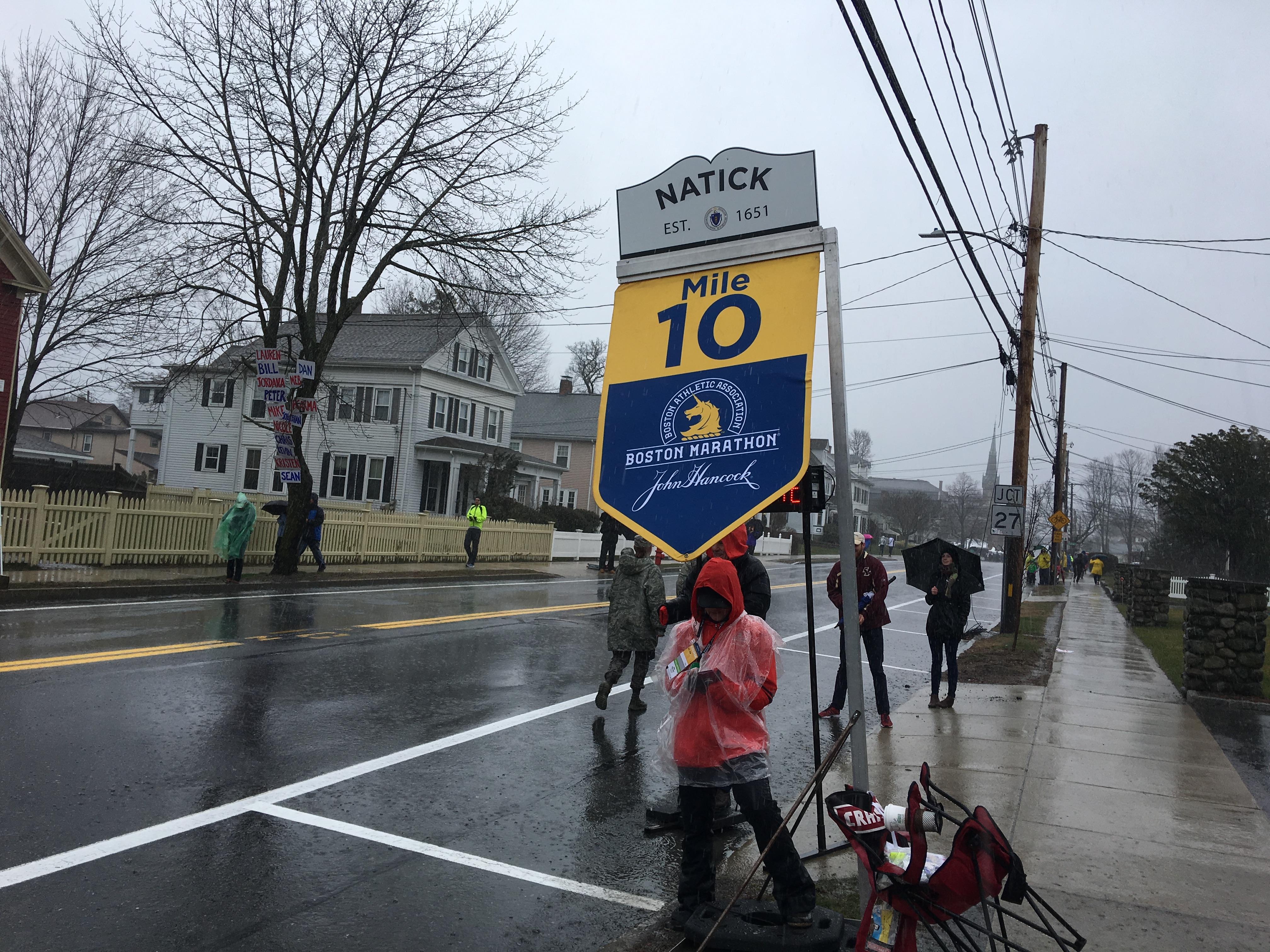 Sunday marks five years since Boston Marathon bombing