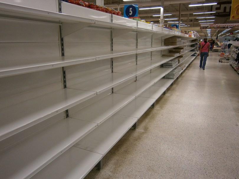 Escasez en Venezuela, Central Madeirense. (The Photographer / WikiMedia Commons)