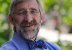 Professor Dennis Carlberg, Boston University's Vice President of Sustainability