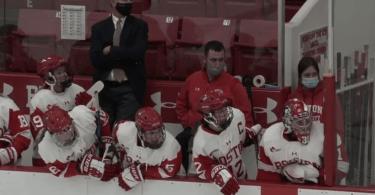 BU Women's Hockey grabs scrimmage win vs. Holy Cross
