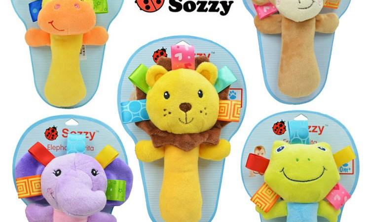 Sozzy rattle stick
