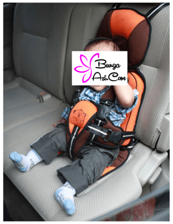 Kiddy Portable Car Seat Baby