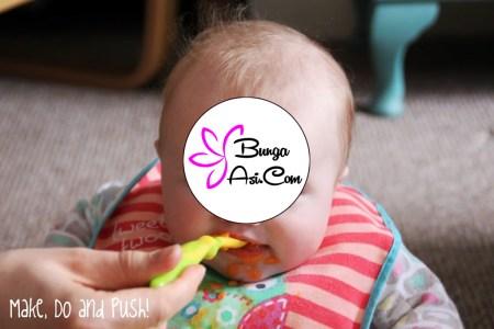 Sendok Bayi Munchkin Soft Tip Infant Spoon