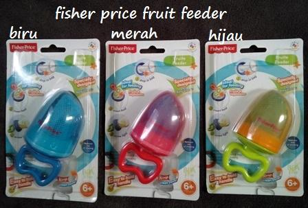 fisher price fruit feeder