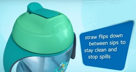 tommee tippee straw cup 9+ atas