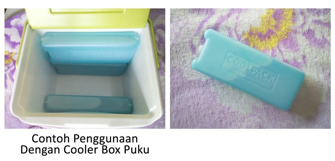 Ice pack bata new