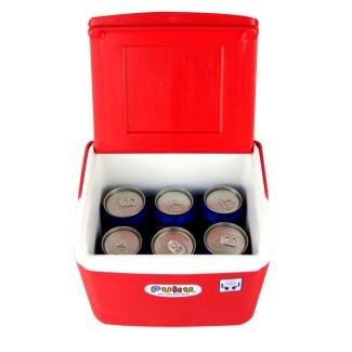 cooler box puku biru contoh penggunaan