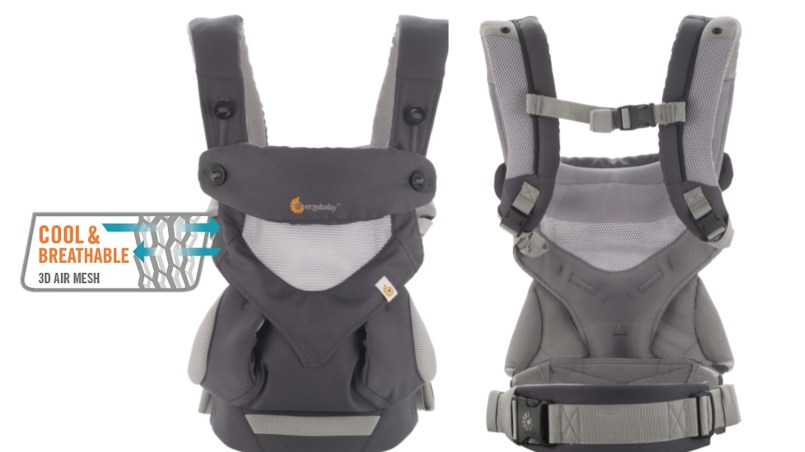 ergo baby carrier 360 up