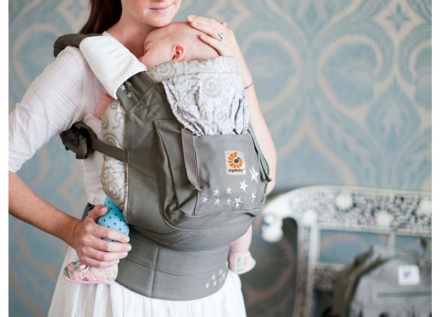 ergo baby carrier classic up
