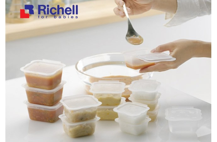 richel food container use