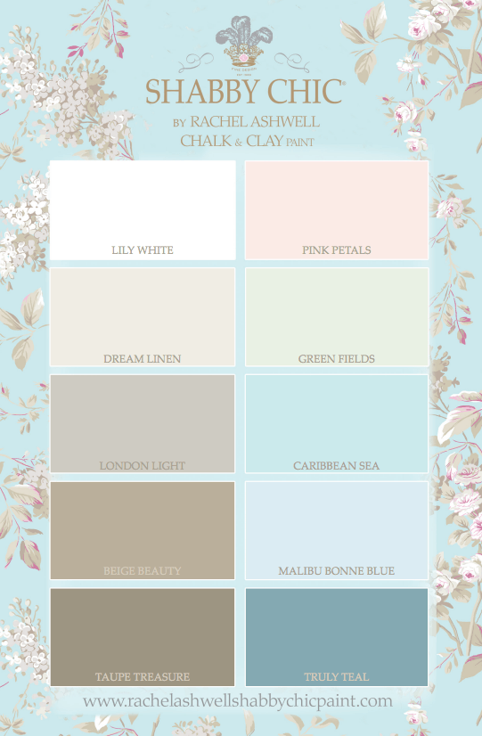 introducing shabby chic paint