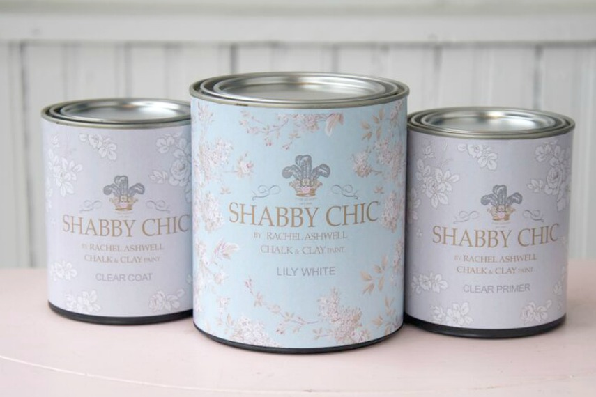 Look no further than annie sloan's chalk paint. Introducing Shabby Chic By Rachel Ashwell Chalk And Clay Paint Bungalow 47