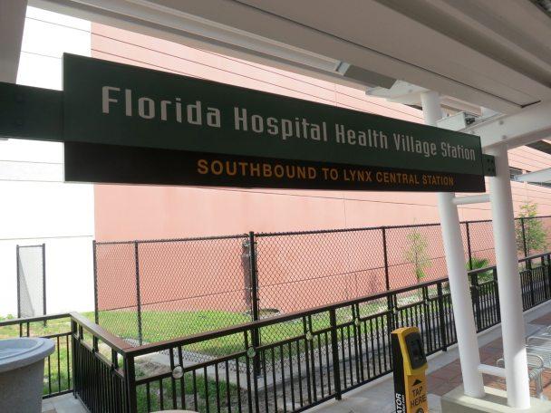 Health Village SunRail Station 12