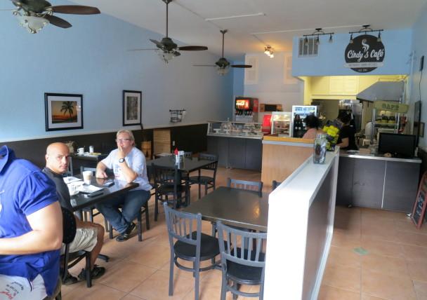 Cindy's Cafe 1