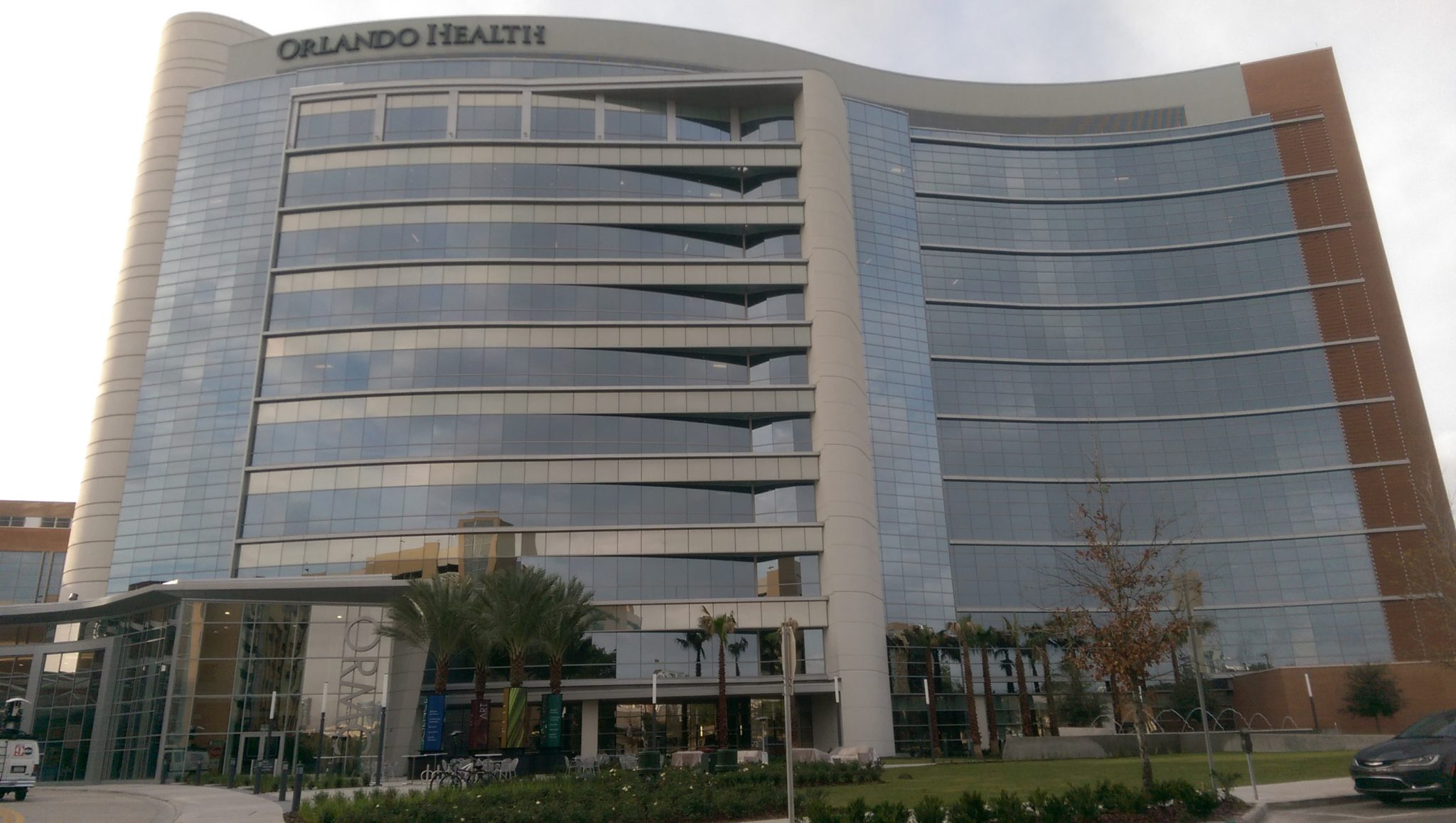 Orlando Health opens new ORMC North Tower - bungalower