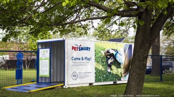 Photo courtesy of PetSmart, Inc.