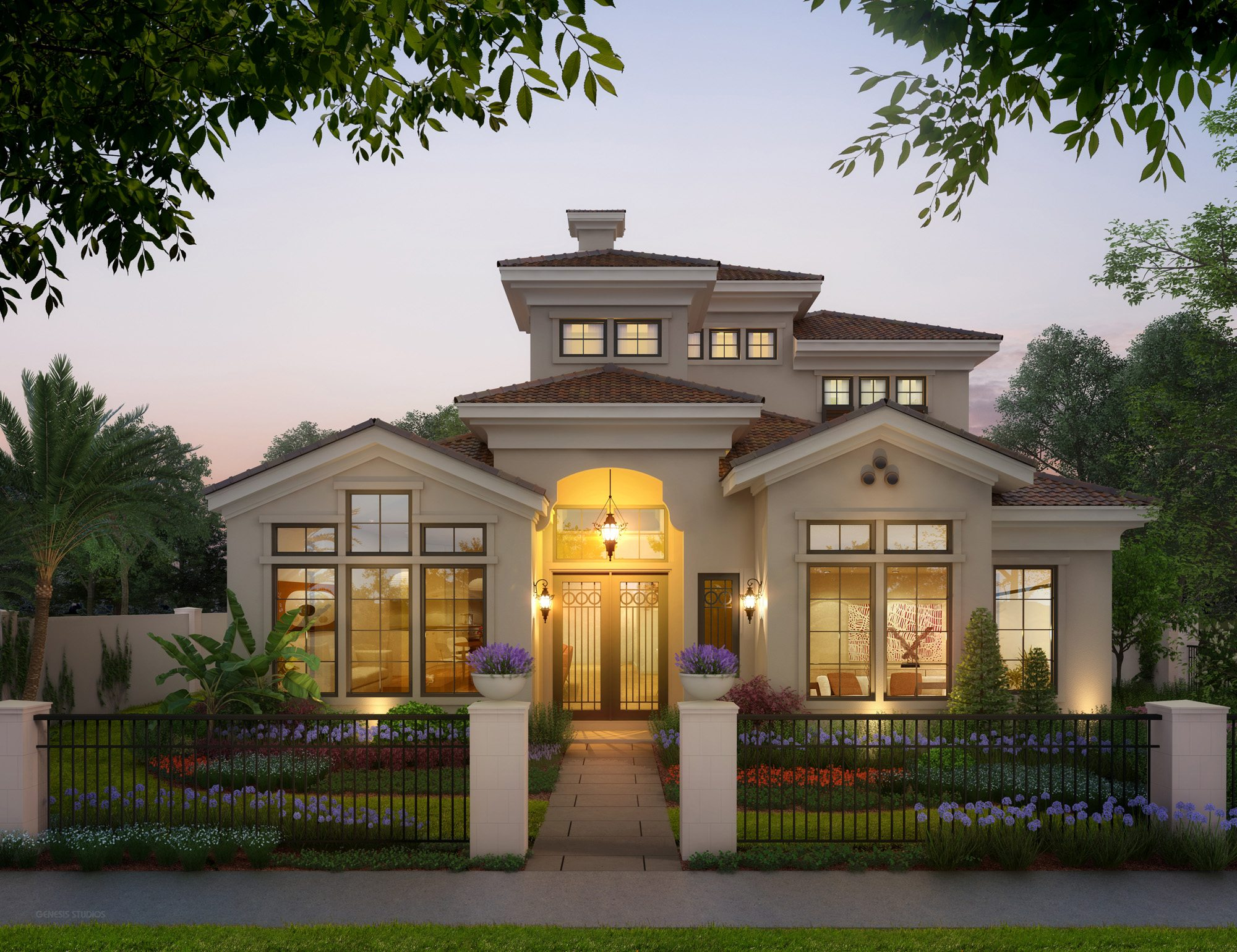 Santa barbara style homes coming to downtown winter park for Santa barbara style house